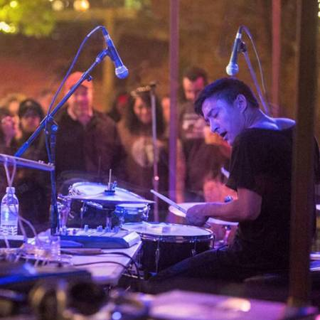 Picture of Video: Shigeto (live) at Stereofox