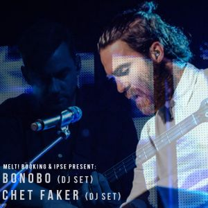 Picture of WIN 2 tickets for Bonobo / Chet Faker (live at IPSE, Berlin, 28.06) at Stereofox