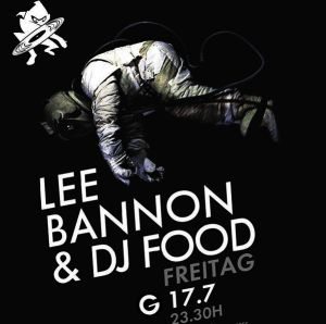 Picture of Event: Ninja Tune NightLee Bannon / DJ Food (club Gretchen, Berlin, 17.07.2015) at Stereofox