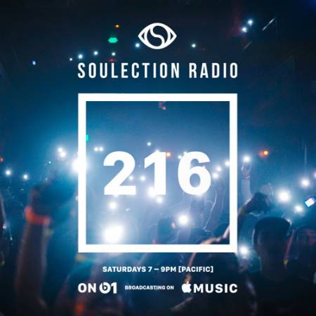 Picture of Mix: Soulection Radio Show #216 at Stereofox