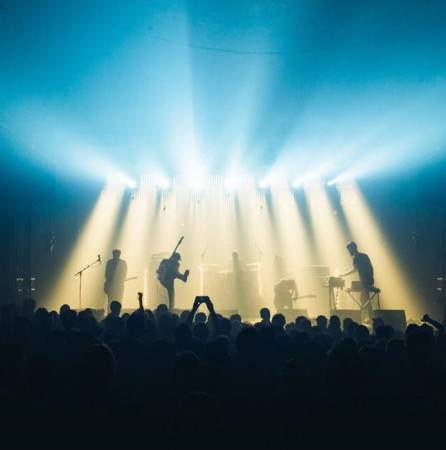 Picture of Event: maybeshewill (live , Berlin, 02.08.2015) at Stereofox