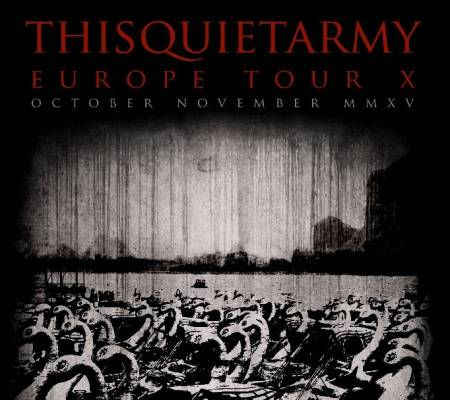 Picture of Event: thisquietarmy 2015 Fall Tour at Stereofox