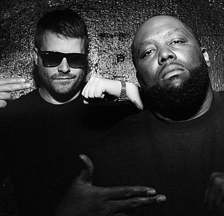 Picture of Nobody Speak feat. Run The Jewels Dj Shadow Run The Jewels  at Stereofox
