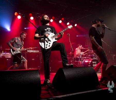 Picture of Funeral For a Friend: Live at Postbahnhof (Berlin, Germany)04/11/2013 at Stereofox