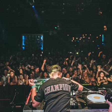 Picture of champion! Mr. Carmack  at Stereofox