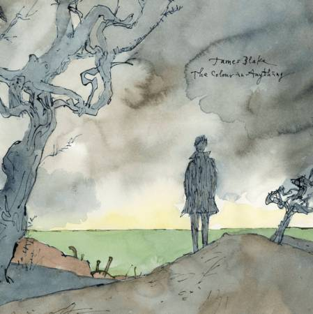 Picture of Album Review: James BlakeThe Colour In Anything LP at Stereofox