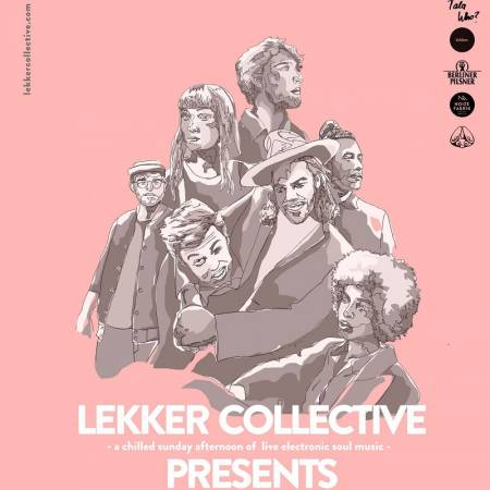 Picture of Event: Lekker Presents #4Moglii x Novaa, WILDE + Lion Sphere (Berlin, 26 June) at Stereofox