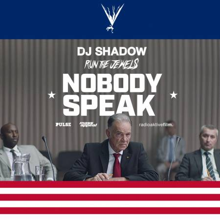 Picture of Video: DJ Shadow feat. Run The JewelsNobody Speak at Stereofox