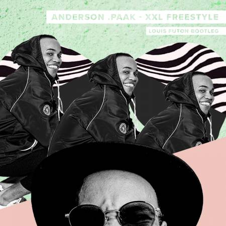 Picture of XXL Freestyle (Louis Futon Bootleg) Anderson .Paak Louis Futon  at Stereofox