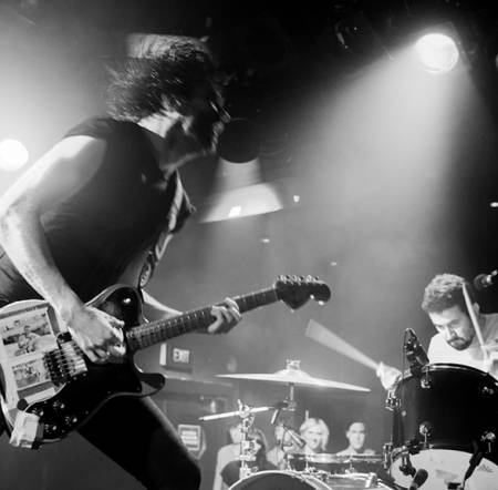 Picture of Near To The Wild Heart Of Life Japandroids  at Stereofox