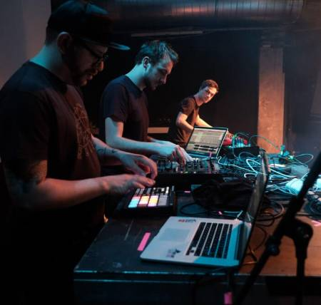 Picture of Interview: The Geek x Vrv (+ Live Pictures) at Stereofox