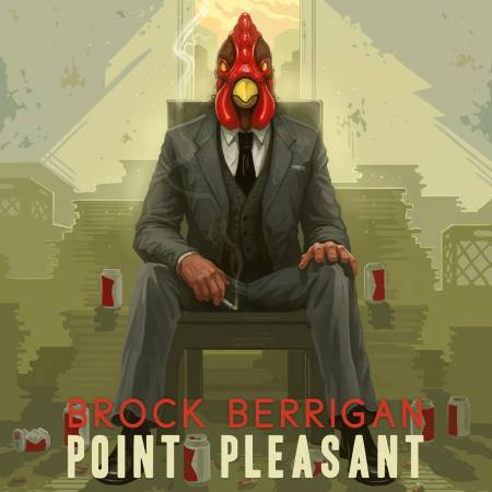 Picture of Point Pleasant Brock Berrigan  at Stereofox