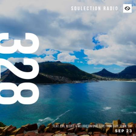 Picture of Mix: Soulection Radio Show #328 ft. Evil Needle & Melodiesinfonie (Live from Cape Town, SA) at Stereofox