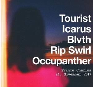 Picture of Event: Majestic Casual w/ Tourist, Icarus, Blvth & RIP Swirl @ Prince Charles at Stereofox