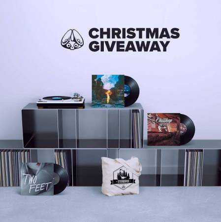 Picture of Stereofox and The Christmas Giveaway at Stereofox