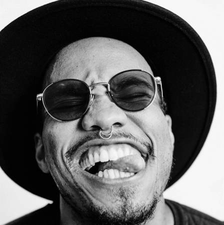 Picture of [ . P A A K ] Anderson .Paak [w]  at Stereofox