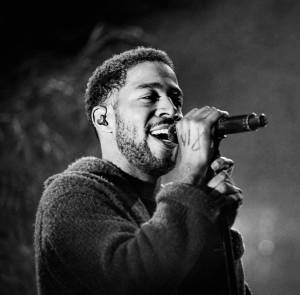 Picture of The RageKid Cudi at Stereofox
