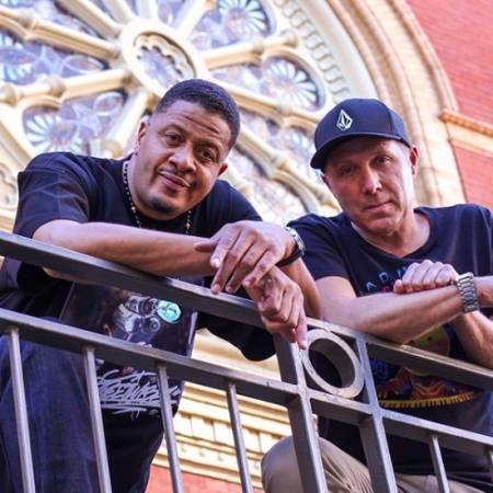 Picture of Interview: Krafty Kuts & Chali 2na at Stereofox