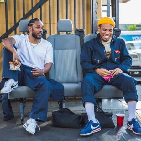 Picture of Tints (feat. Kendrick Lamar) Kendrick Lamar Anderson .Paak  at Stereofox