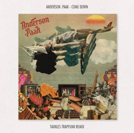 Picture of Come Down (Taimles TrapFunk Remix) Anderson .Paak Taimles  at Stereofox