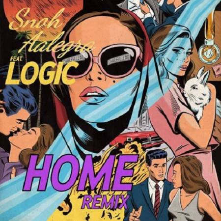 Picture of Home - Remix Snoh Aalegra Logic  at Stereofox