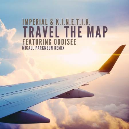 Picture of Travel The Map (feat. Oddisee) [Micall Parknsun Remix] Oddisee Imperial K.I.N.E.T.I.K. Micall Parknsun  at Stereofox