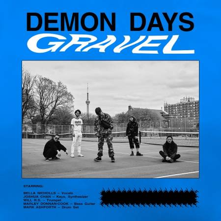 Picture of Gravel Demon Days  at Stereofox