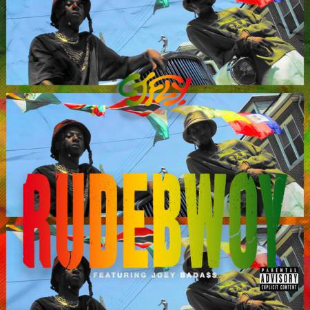 Picture of Rudebwoy (feat. Joey Bada$$) CJ Fly  at Stereofox