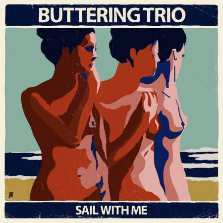 Picture of Sail With Me Buttering Trio Amir Bresler  at Stereofox