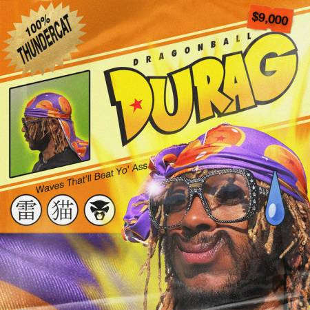 Picture of Dragonball Durag Thundercat  at Stereofox