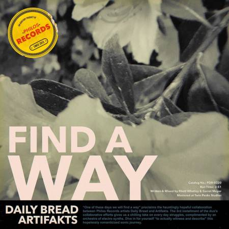 Picture of Find A Way Daily Bread Artifakts  at Stereofox