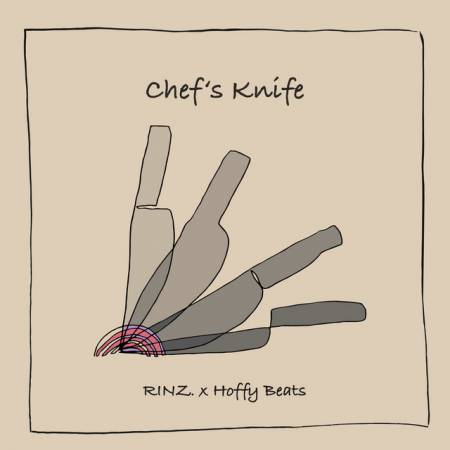 Picture of Chef's Knife RINZ. Hoffy Beats  at Stereofox