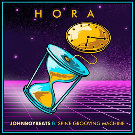 Picture of Hora johnboybeats Spine Grooving Machine  at Stereofox