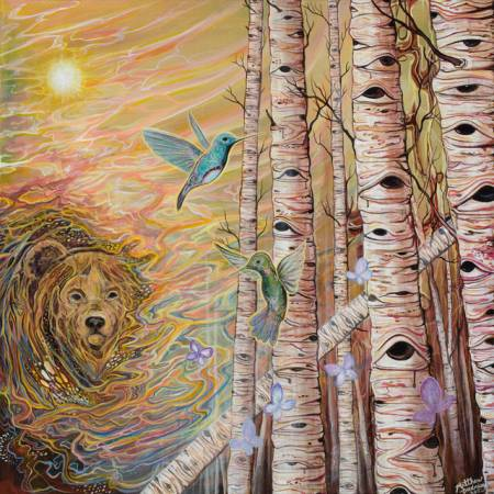 Picture of Psychedelic Surrender Openness SENTO Emilia Richter Oliver Qiu  at Stereofox