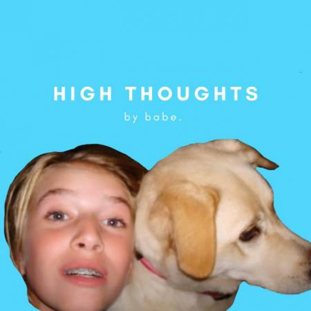 Picture of High Thoughts babe.  at Stereofox