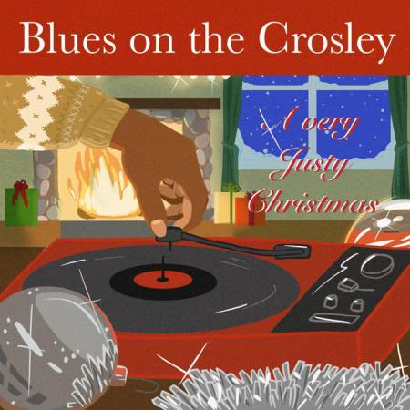 Picture of Blues on the Crosley Justy  at Stereofox