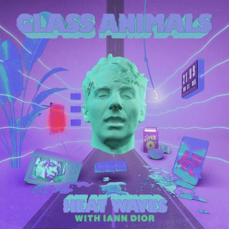 Picture of Heat Waves (with iann dior) Glass Animals iann dior  at Stereofox