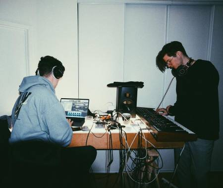 Picture of Interview with TWO LANES on Brotherhood, Creative Inspirations, Musical Upbringing, and Future Plans at Stereofox