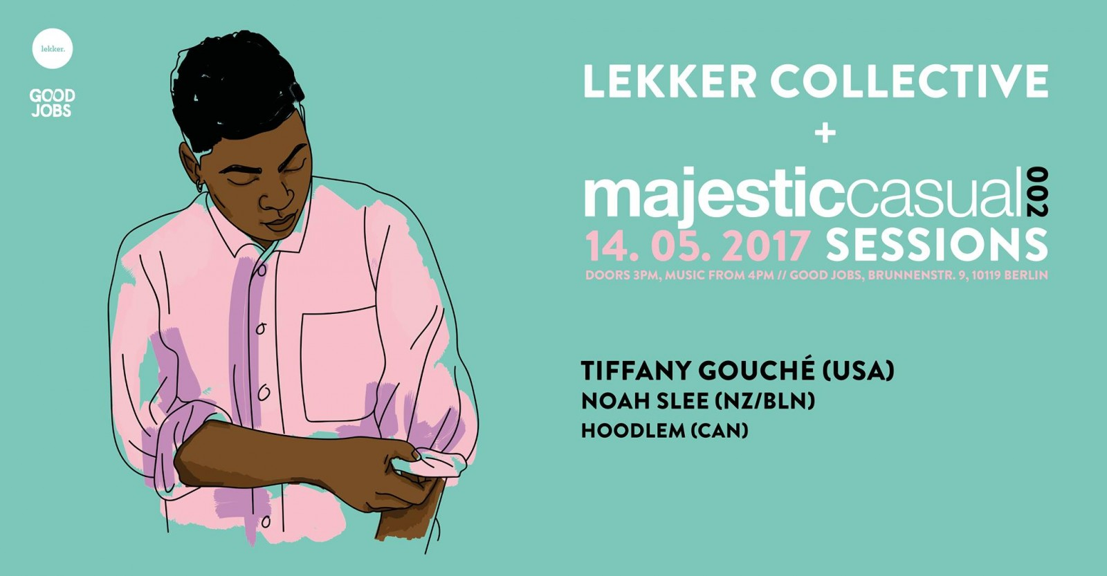 Lekker Collective + Majestic Casual Sessions 002