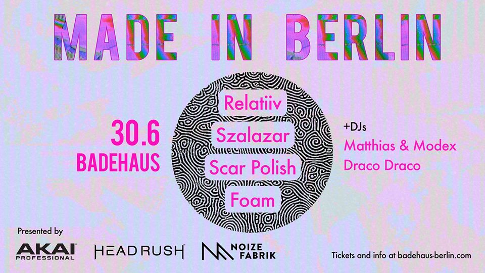 Made In Berlin Event